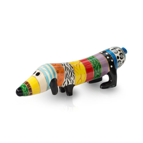 Niloc Pagen Hot Dog 86 cm 'Multi Color'