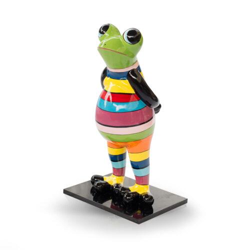 Niloc Pagen beeld Standing Frog