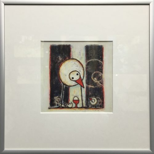 Hans Innemee kunstdruk 'A miracle..'