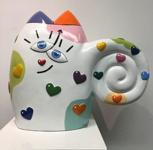 Jean-Paul Marsman beeld 'Love Cat'
