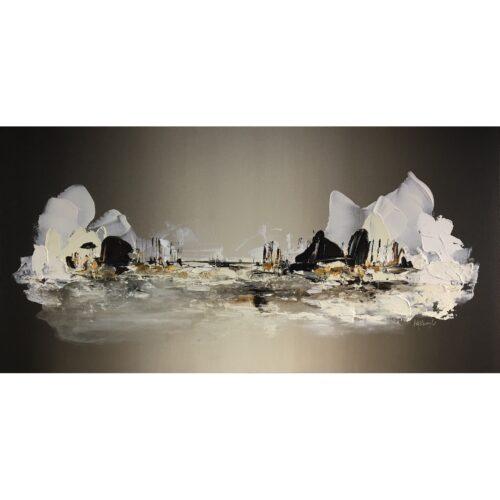 Margret Mijsbergh schilderij 'Silence'