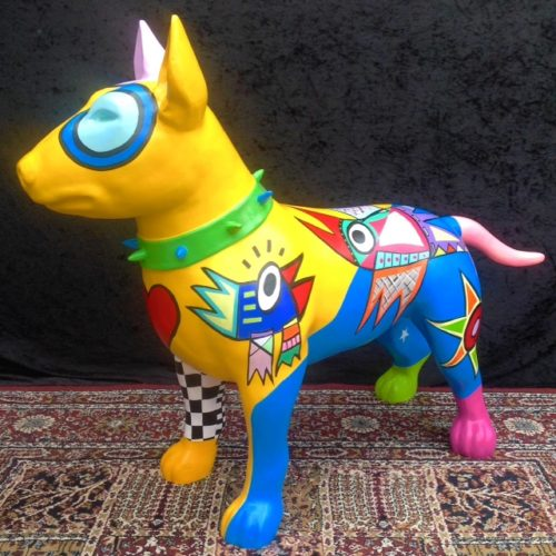 Steve Nijbroek beeld 'Engelse Bull Terrier'