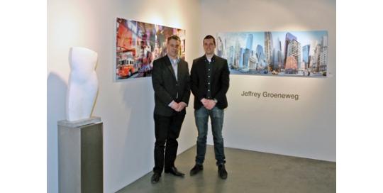 Arjon en Jeffrey Groeneweg