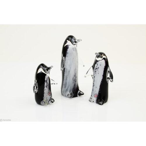 Loranto glas 'Pinguins'