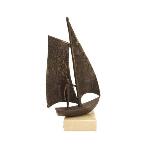 Ger van Tankeren beeld 'Sail'