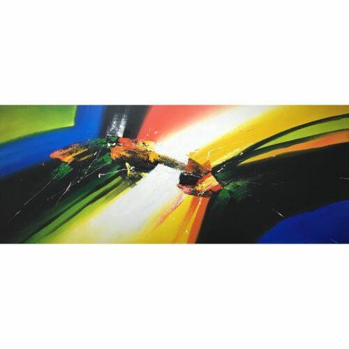 Lee Cole schilderij 'Abstract'