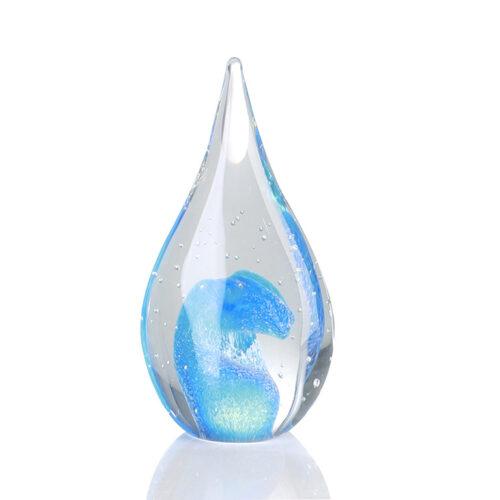 Vetro glas beeld 'Druppel'