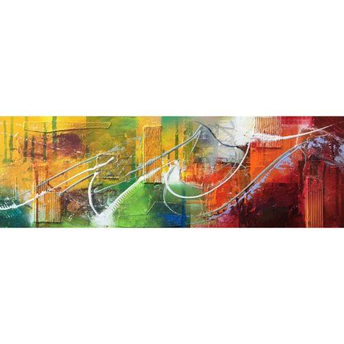 Vincent van de Griend schilderij 'Color Lap'