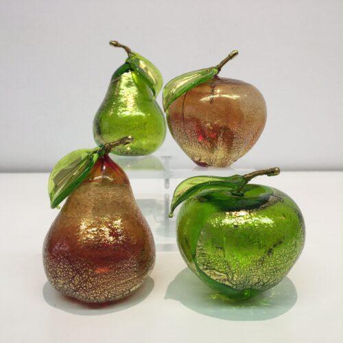 Murano glas fruit