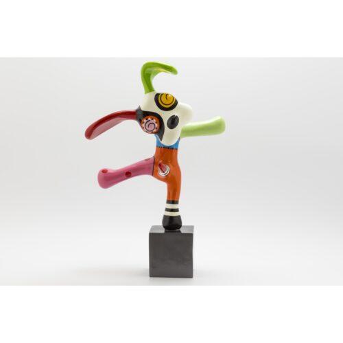 Jacky Zegers beeld 'Bob-C' (65 cm)