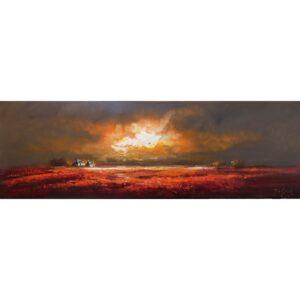 Jochem de Graaf schilderij 'Home sweet home'