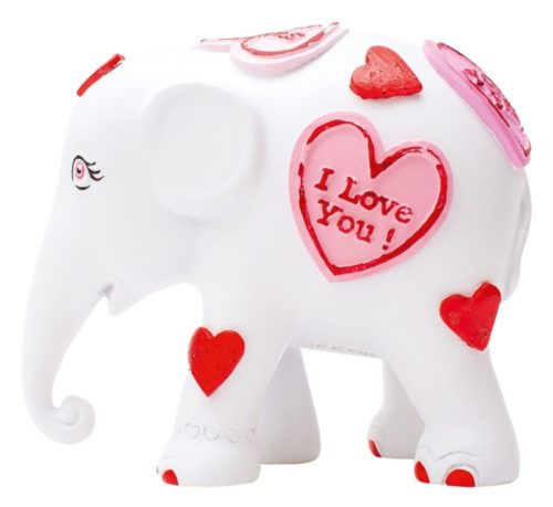 Elephant Parade 'For my sweet love' 15 cm