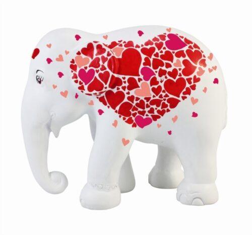 Elephant Parade 'Hearts in Heart' 20 cm