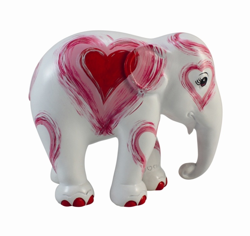 Elephant Parade 'My love' 20 cm