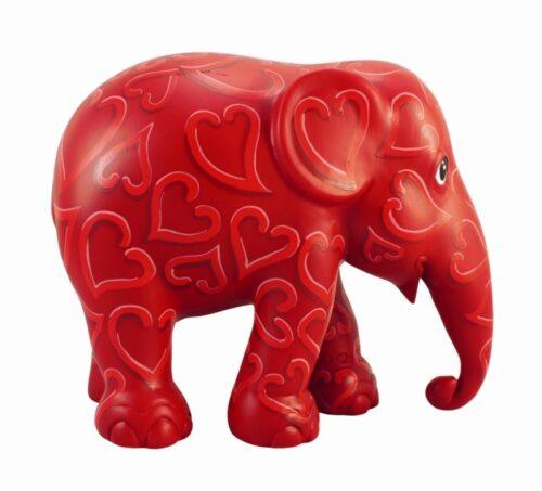 Elephant Parade 'Forever Love' 20 cm