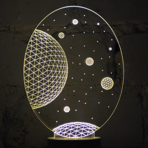 Studio Cheha BULBING lamp '#Galaxy'