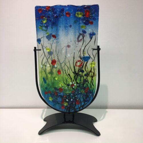 Design glas 'Vaas Lente'