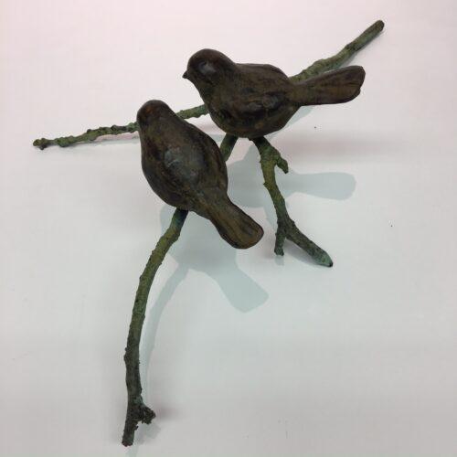 Laurens Spier bronzen beeld 'Together'