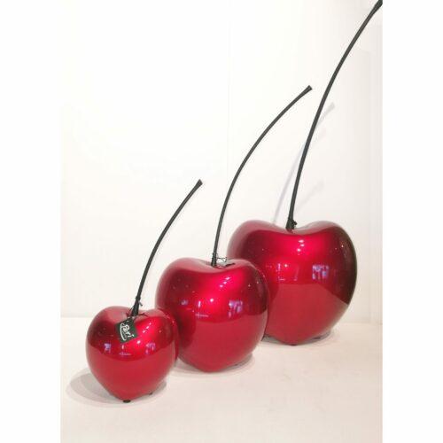 Design keramiek beeld 'Red Cherry'