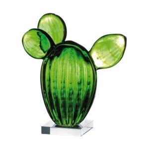 Vetro glas beeld 'Cactus'