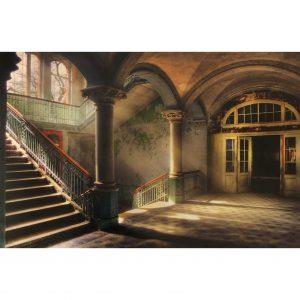 Urbex foto op plexiglas 'First Floor'