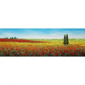Schilderij 'Toscane'