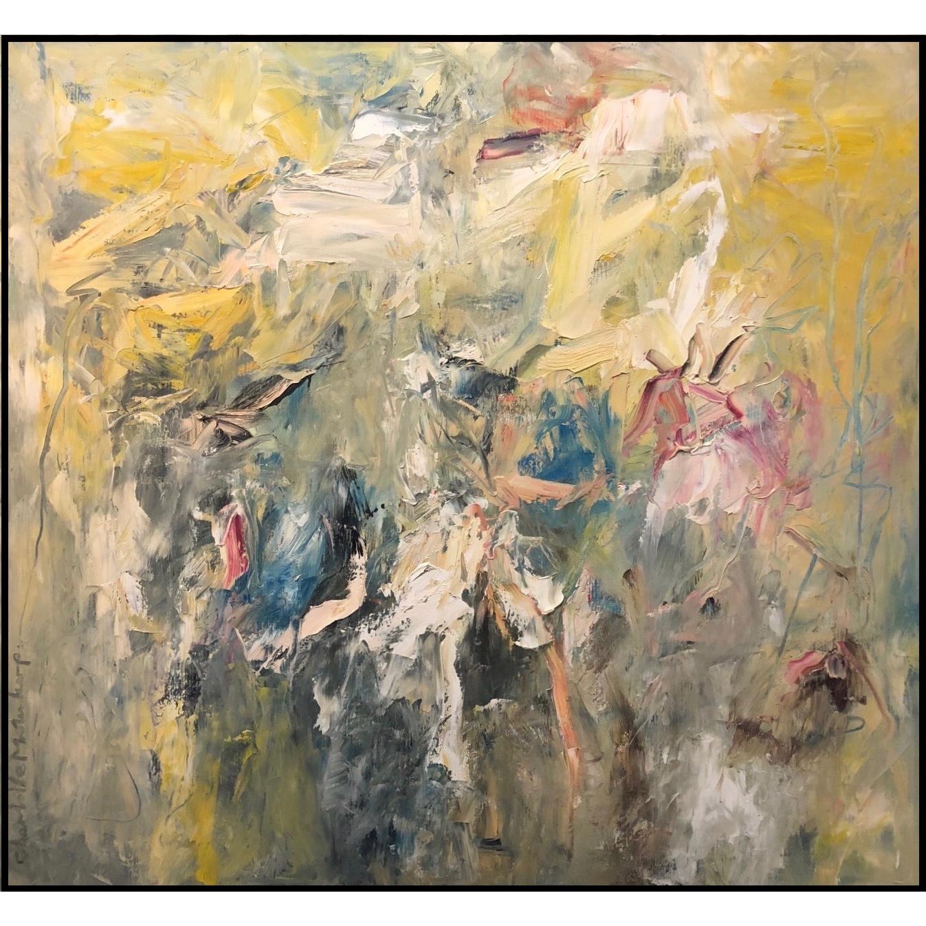Charlotte Molenkamp schilderij 'Domburg II'