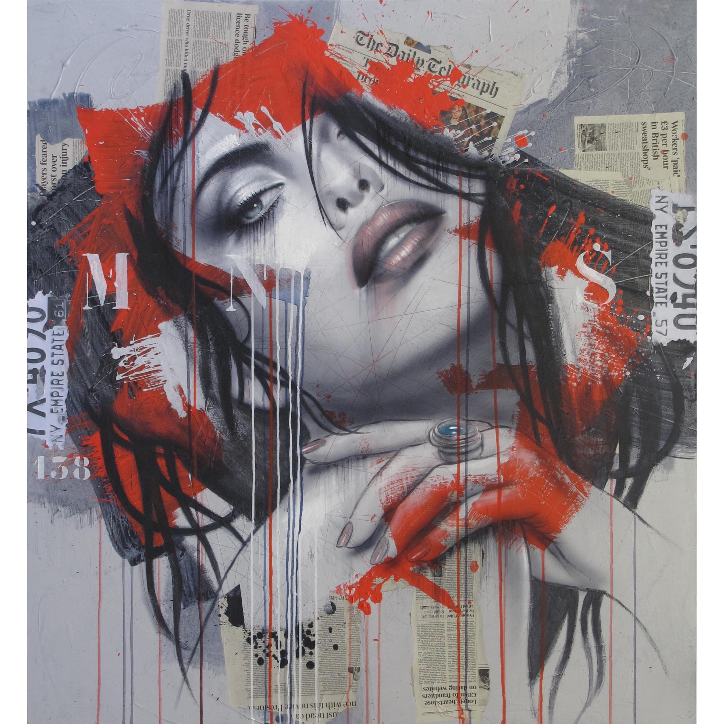 Hans Jochem Bakker schilderij 'Morning sound'