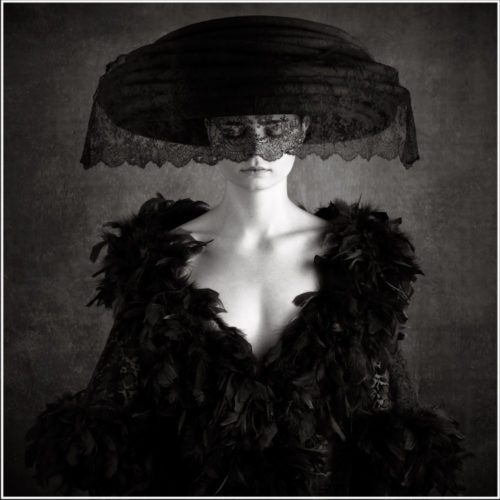 Jack Burger foto 'Final Curtain'