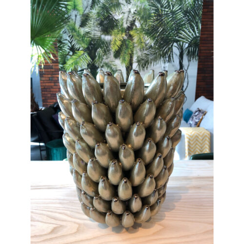 Design keramiek vaas 'Banana'