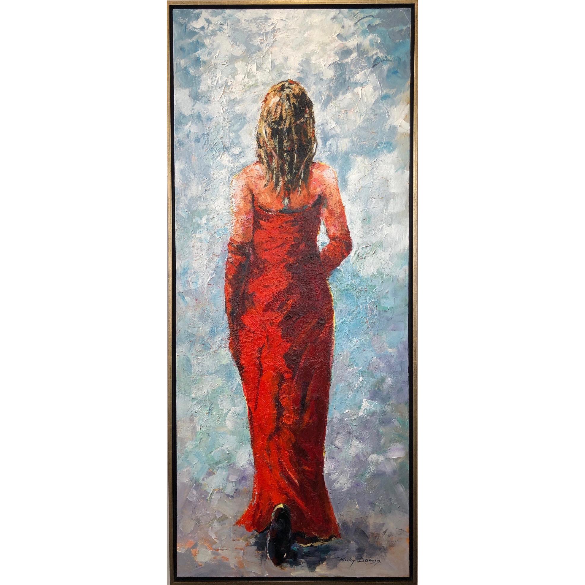 Ricky Damen schilderij 'Midsummer Ball'
