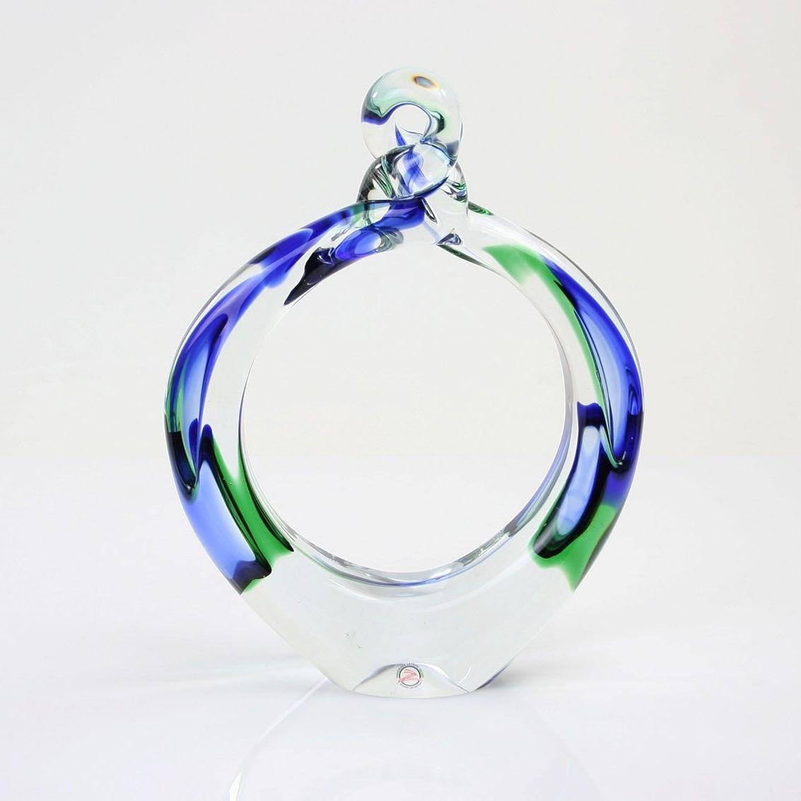 Loranto glas 'Ring II'