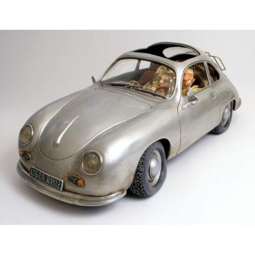 Forchino beeld 'Business trip Porsche'