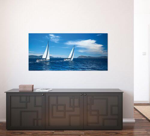 Foto op plexiglas 'Sails'