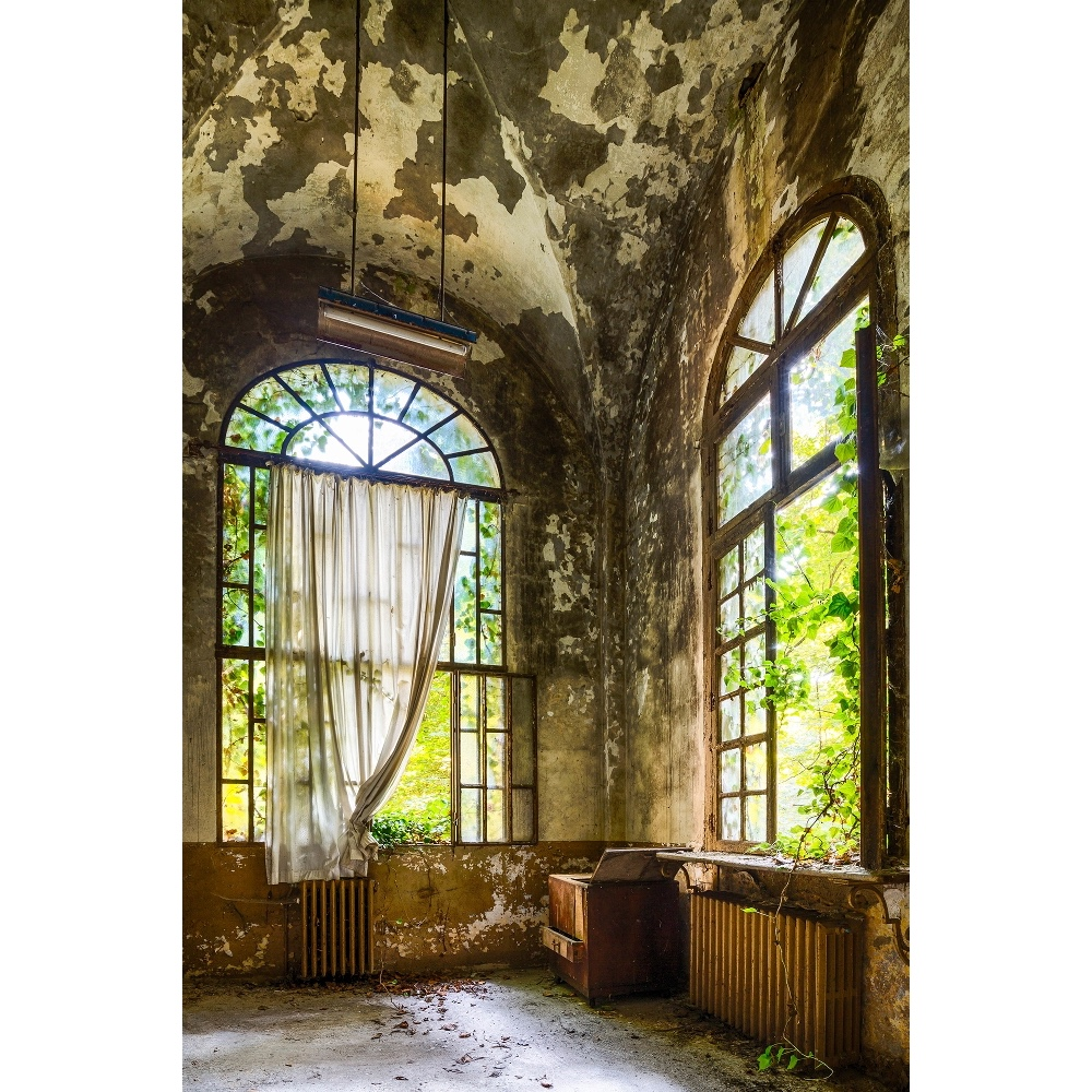 Urbex foto op plexiglas 'Room in lost place'