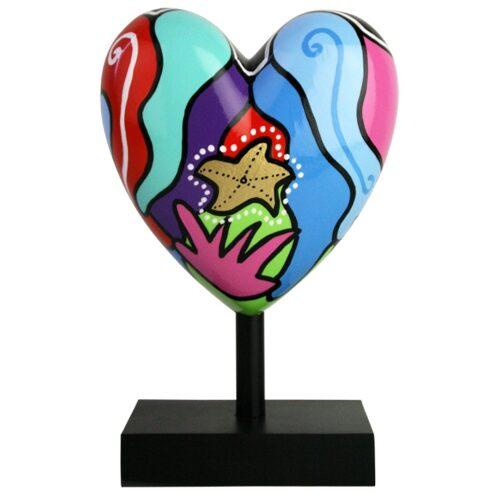 Déesse beeld 'Missive Heart Marina'