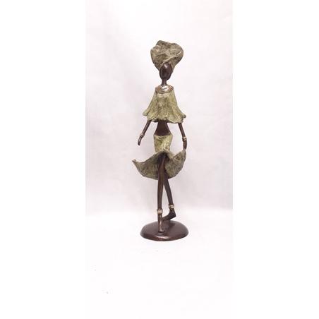 Ger van Tankeren 'Uniek Afrikaans bronzen beeld II'