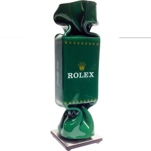 Michael Daniels Art Toffee 'Rolex'