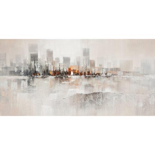 Schilderij 'Dreaming skyline II'