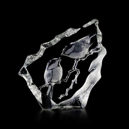 Målerås kristalglas 'Koolmezen'
