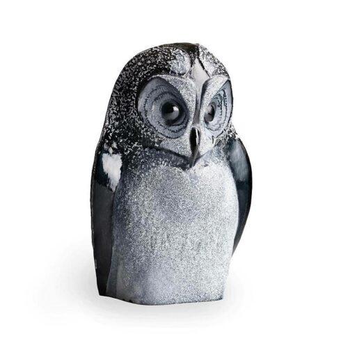 Målerås kristalglas 'Owl'