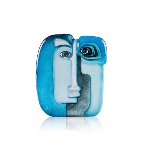 Målerås kristalglas 'Idéo, blue'