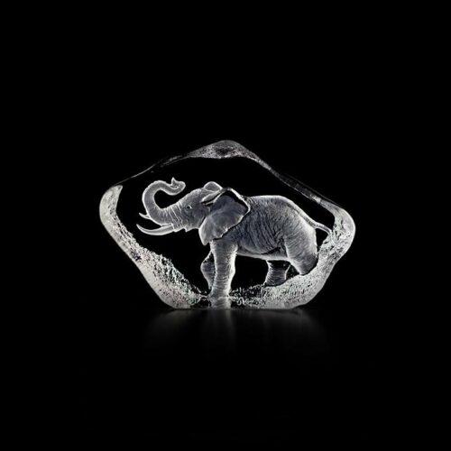 Målerås kristalglas 'Olifant I'