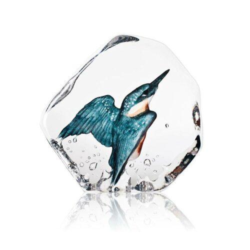 Målerås kristalglas 'IJsvogel'