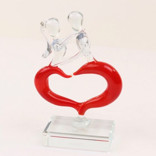 Loranto glazen beeld 'Love'
