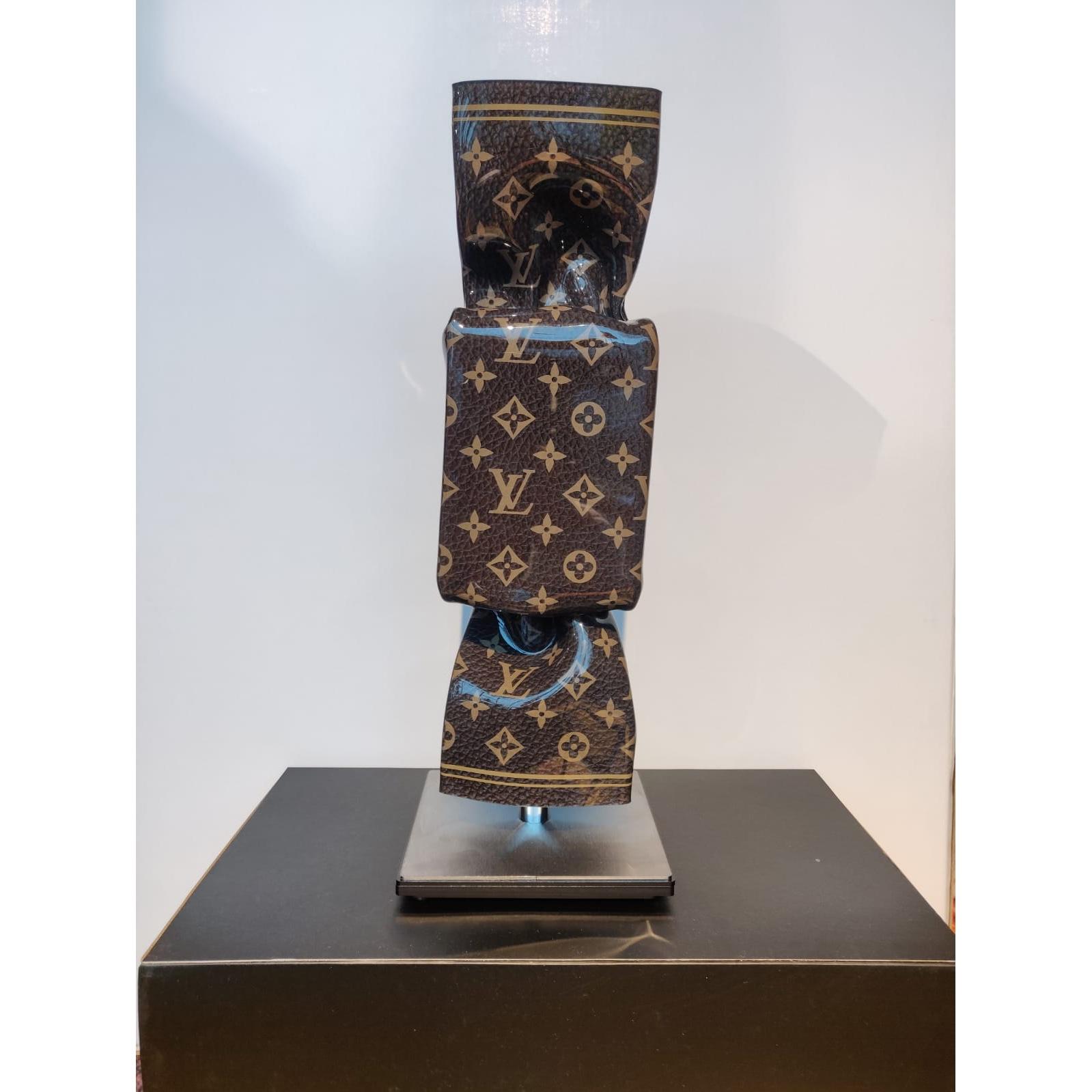 Michael Daniels Art Toffee 'Louis Vuitton'