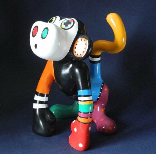 Jacky Zegers beeld 'Burki'