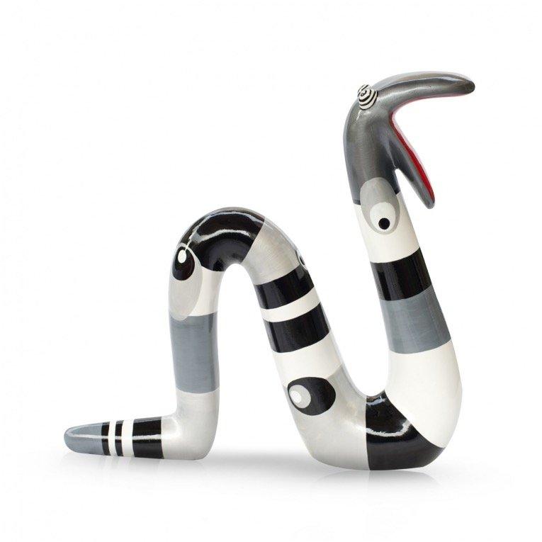 Niloc Pagen Moving Snake 'Silverline' (L)