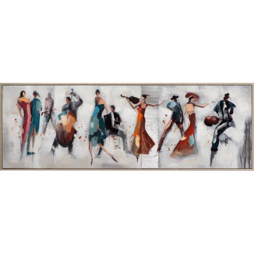 Schilderij 'Passion Tango'