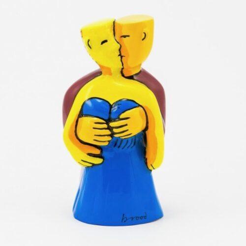 Herman Brood beeld 'Als ik jou niet had' (L)